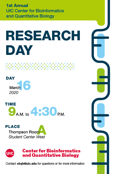 Information about Research Day Event